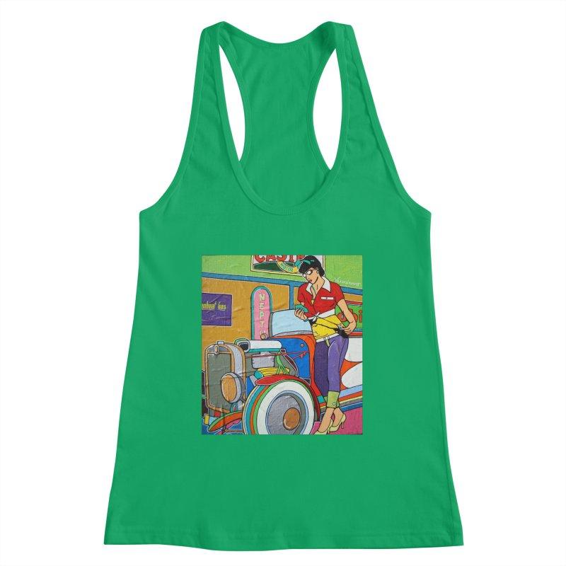 We Can Do It by Valdo V Women's Tank by We Wear Art Light