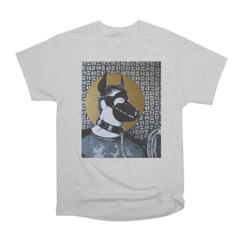 The Mask by Szymon K Men's T-Shirt by We Wear Art Light