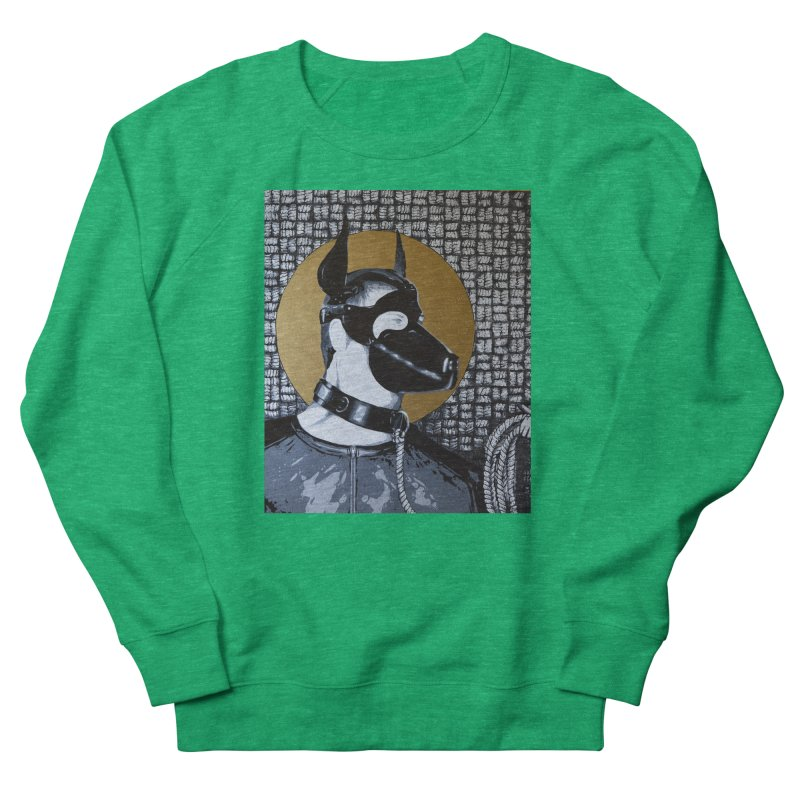 The Mask by Szymon K Women's Sweatshirt by We Wear Art Light