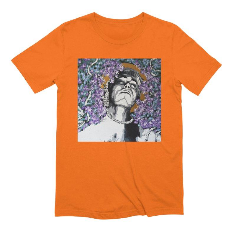 Choking love by Szymon K Men's T-Shirt by We Wear Art Light