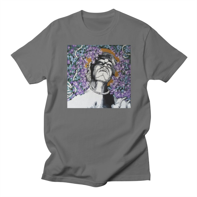 Choking love by Szymon K Men's T-Shirt by We Wear Art Light