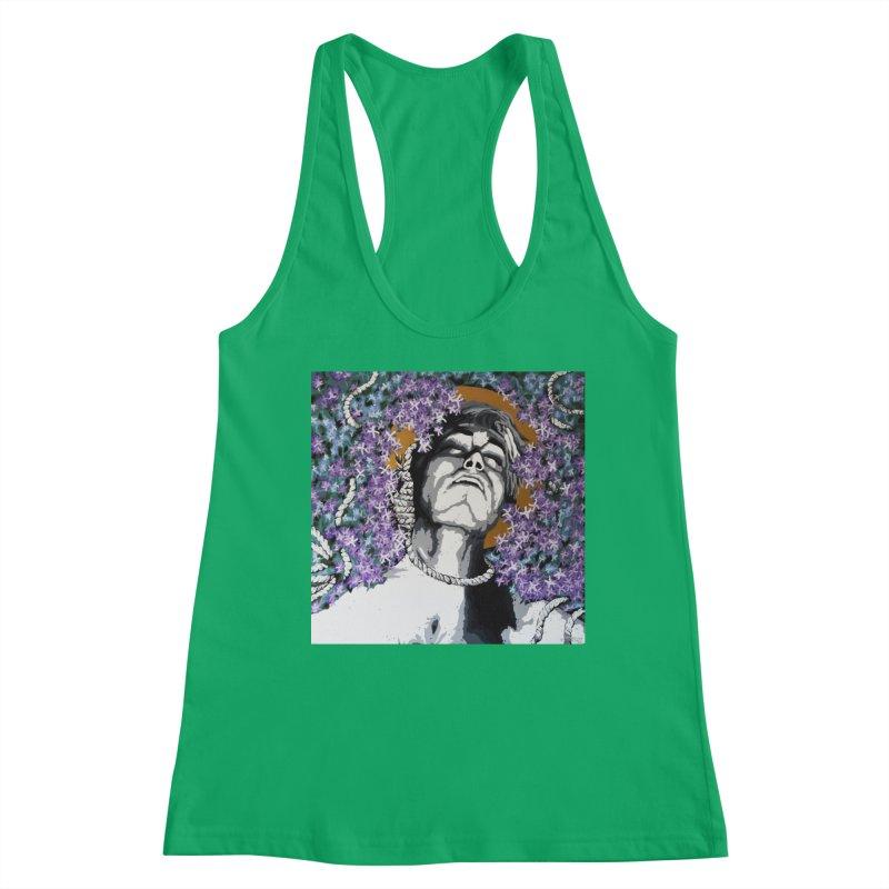 Choking love by Szymon K Women's Tank by We Wear Art Light