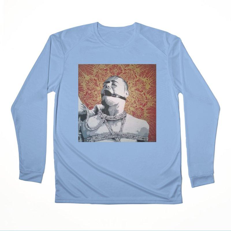 Hard Love by Szymon K Men's Longsleeve T-Shirt by We Wear Art Light
