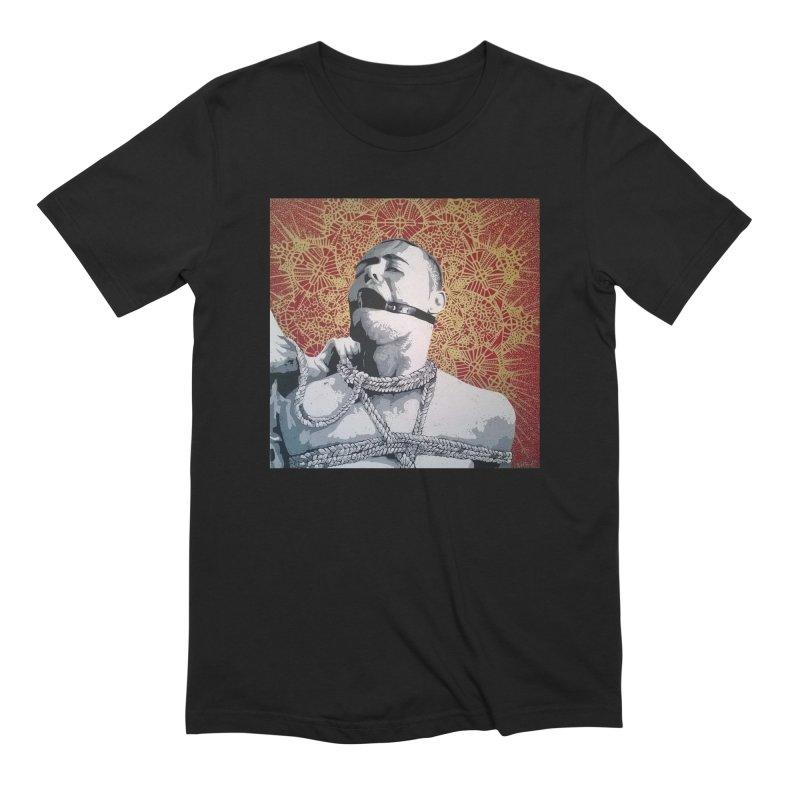 Hard Love by Szymon K Men's T-Shirt by We Wear Art Light