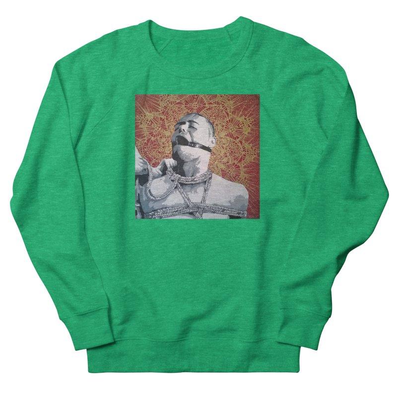 Hard Love by Szymon K Women's Sweatshirt by We Wear Art Light