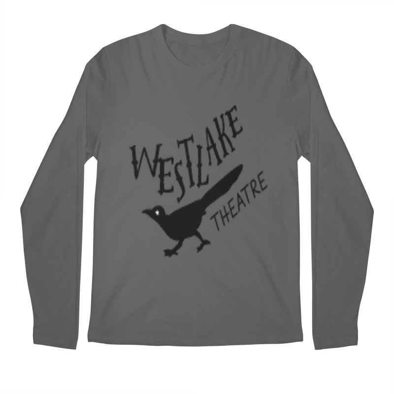 Westlake Theatre Chaparral Men's Regular Longsleeve T-Shirt by WestlakeTheatre's Artist Shop