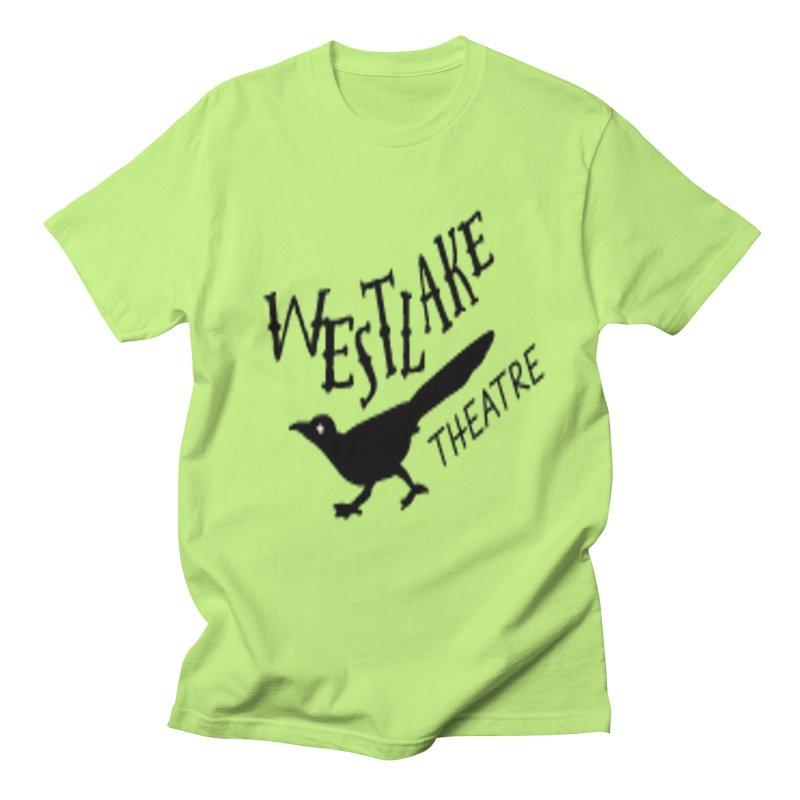 Westlake Theatre Chaparral Men's T-Shirt by WestlakeTheatre's Artist Shop