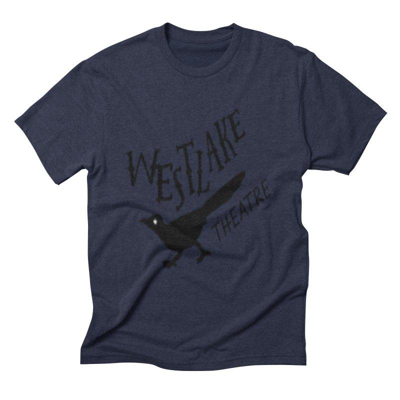 Westlake Theatre Chaparral Men's Triblend T-Shirt by WestlakeTheatre's Artist Shop