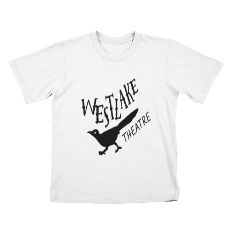 Westlake Theatre Chaparral Kids T-Shirt by WestlakeTheatre's Artist Shop