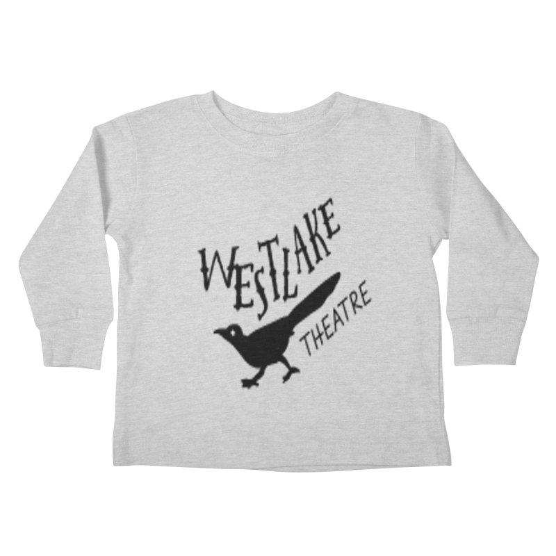 Westlake Theatre Chaparral Kids Toddler Longsleeve T-Shirt by WestlakeTheatre's Artist Shop