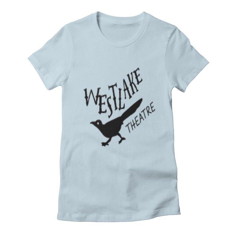 Westlake Theatre Chaparral Women's Fitted T-Shirt by WestlakeTheatre's Artist Shop