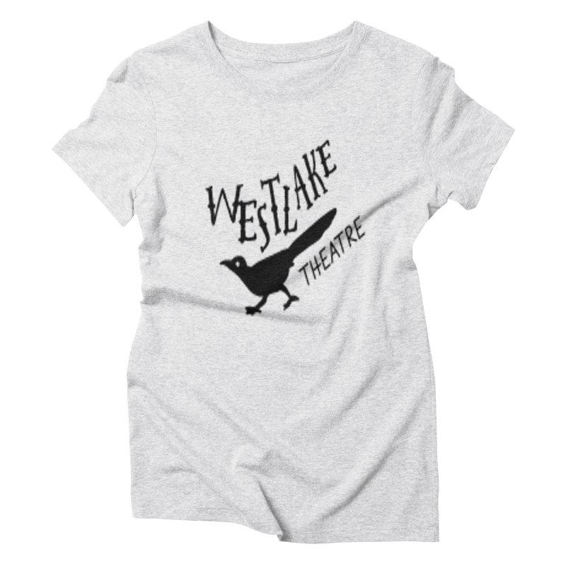 Westlake Theatre Chaparral Women's Triblend T-Shirt by WestlakeTheatre's Artist Shop