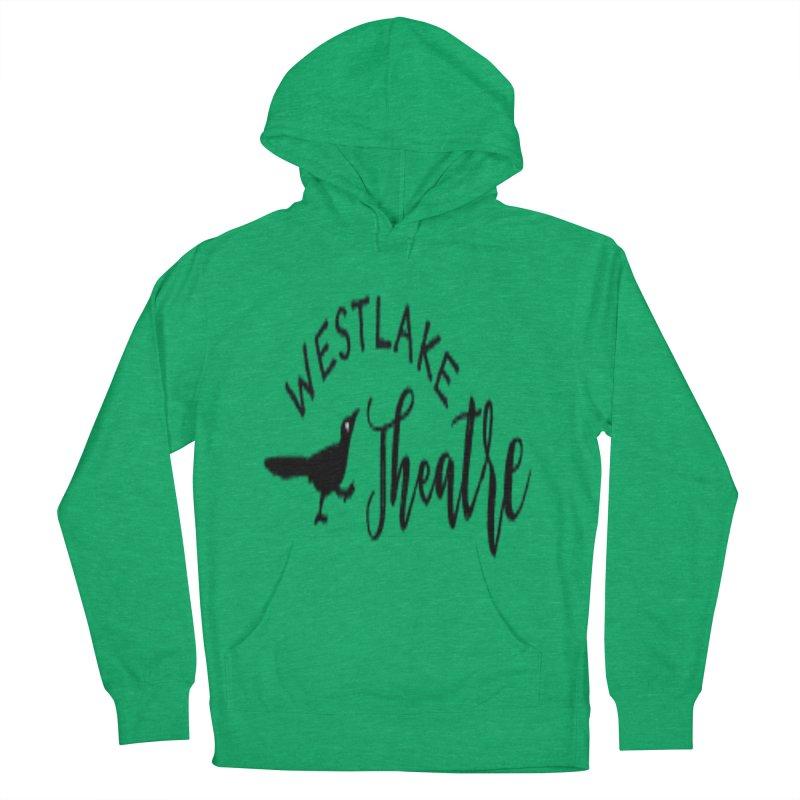 Westlake Theatre Chaparral Sweatshirt Women's French Terry Pullover Hoody by WestlakeTheatre's Artist Shop