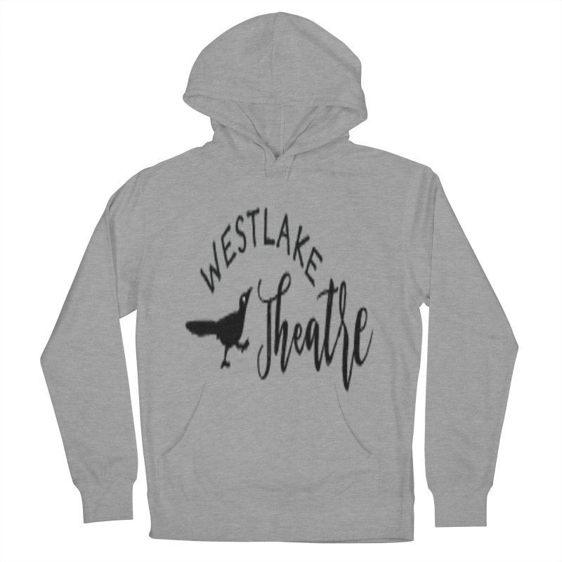 Westlake Theatre Chaparral Sweatshirt Women's French Terry Pullover Hoody by WestlakeTheatre's Artist Shop