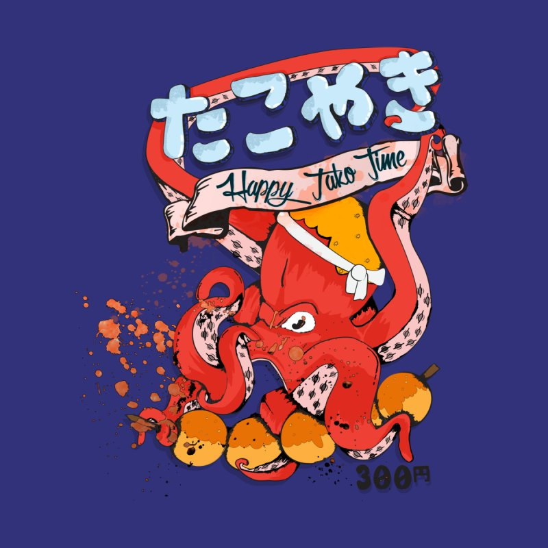 Takoyaki Time None  by Westofoxley's Artist Shop