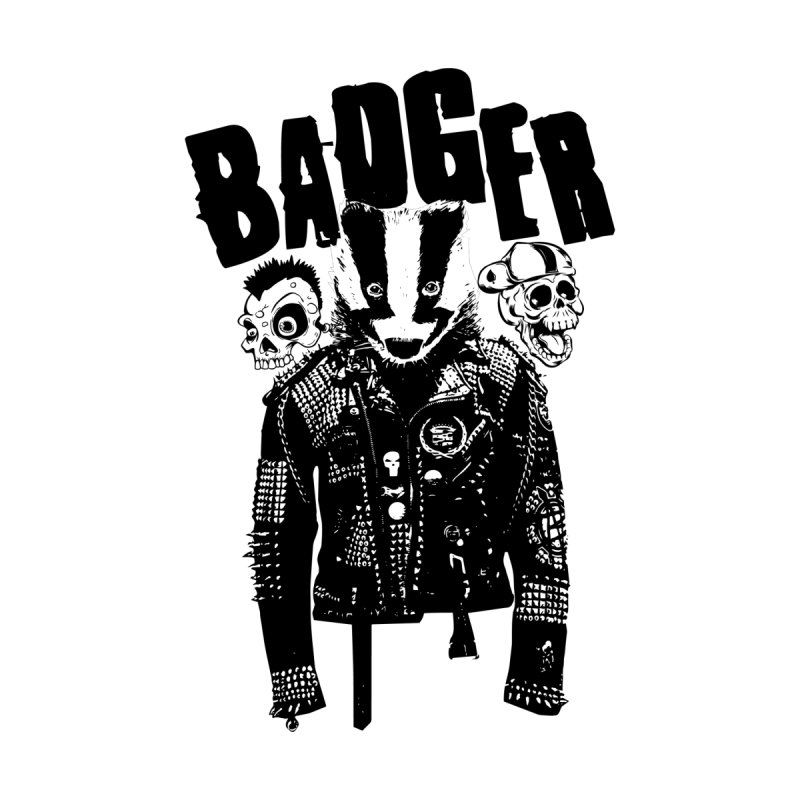 Badger Black by Westofoxley's Artist Shop