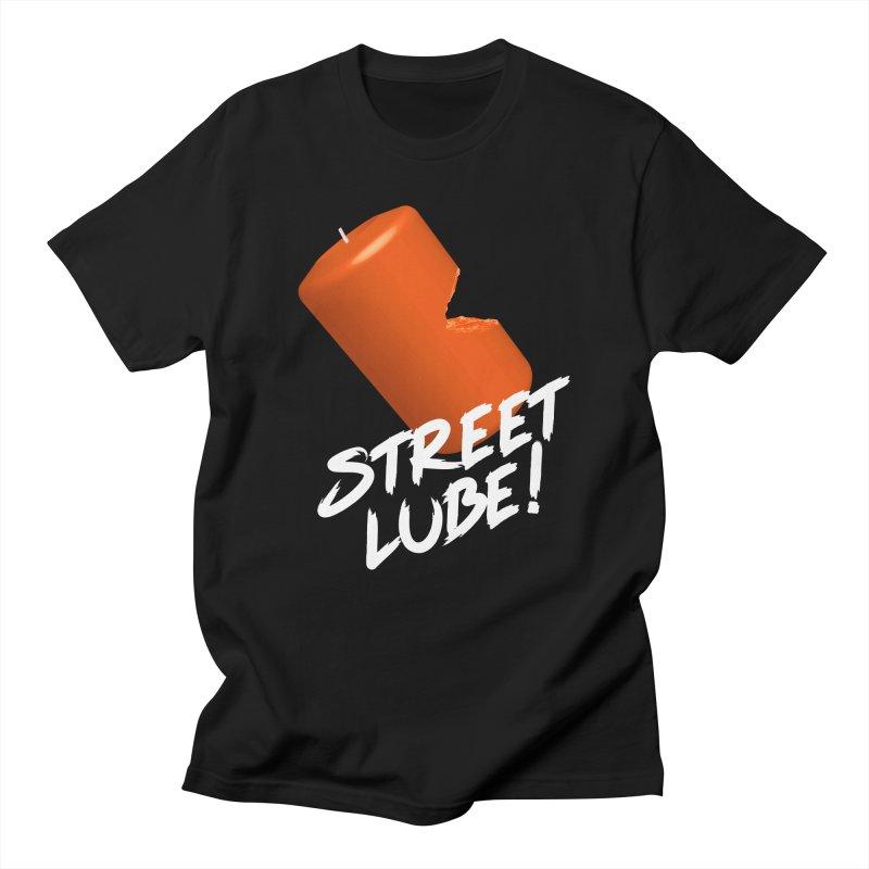 Street Lube Women's Regular Unisex T-Shirt by Westofoxley's Artist Shop