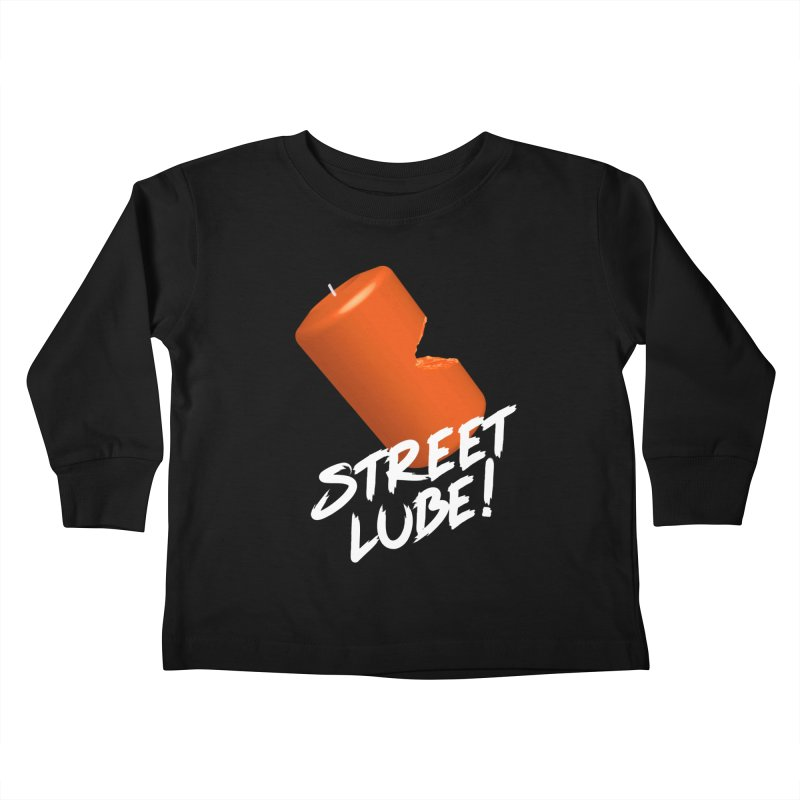 Street Lube Kids Toddler Longsleeve T-Shirt by Westofoxley's Artist Shop