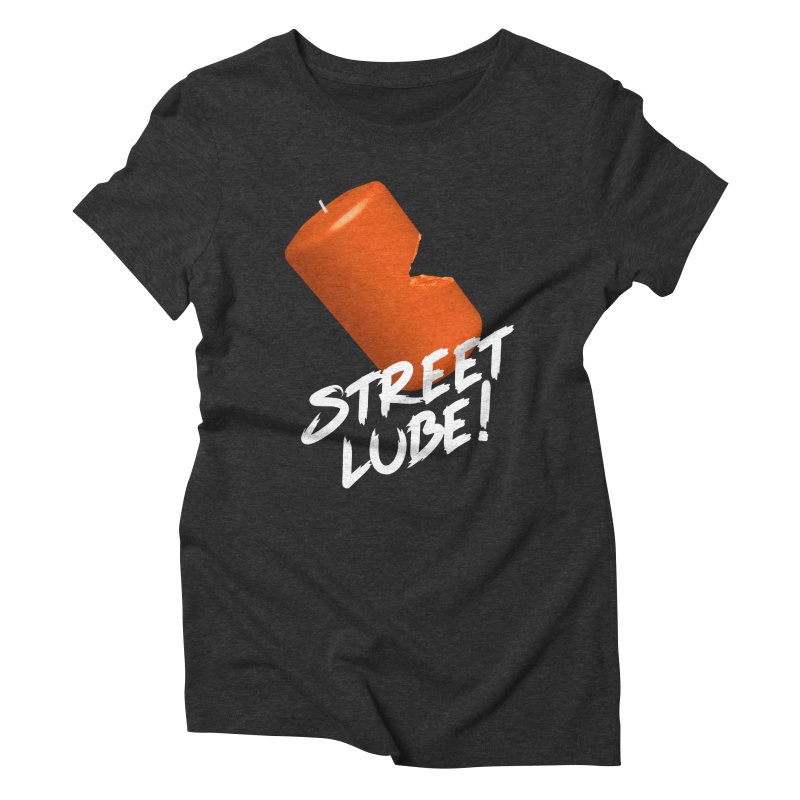 Street Lube Women's Triblend T-Shirt by Westofoxley's Artist Shop