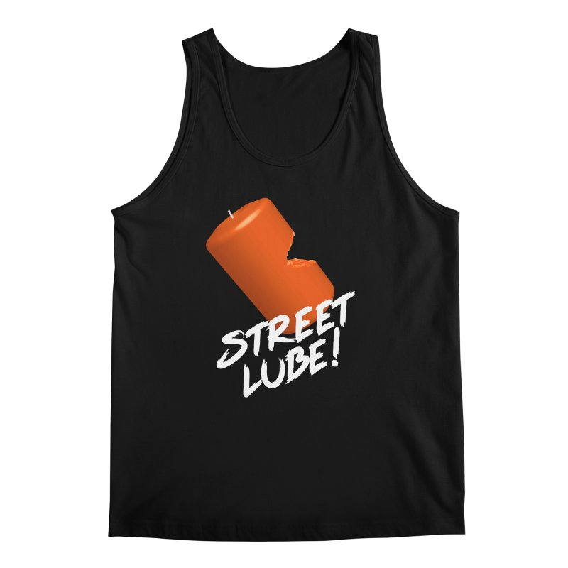 Street Lube Men's Regular Tank by Westofoxley's Artist Shop