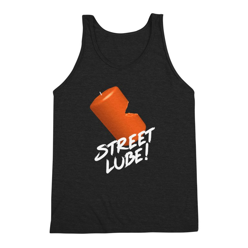 Street Lube Men's Triblend Tank by Westofoxley's Artist Shop