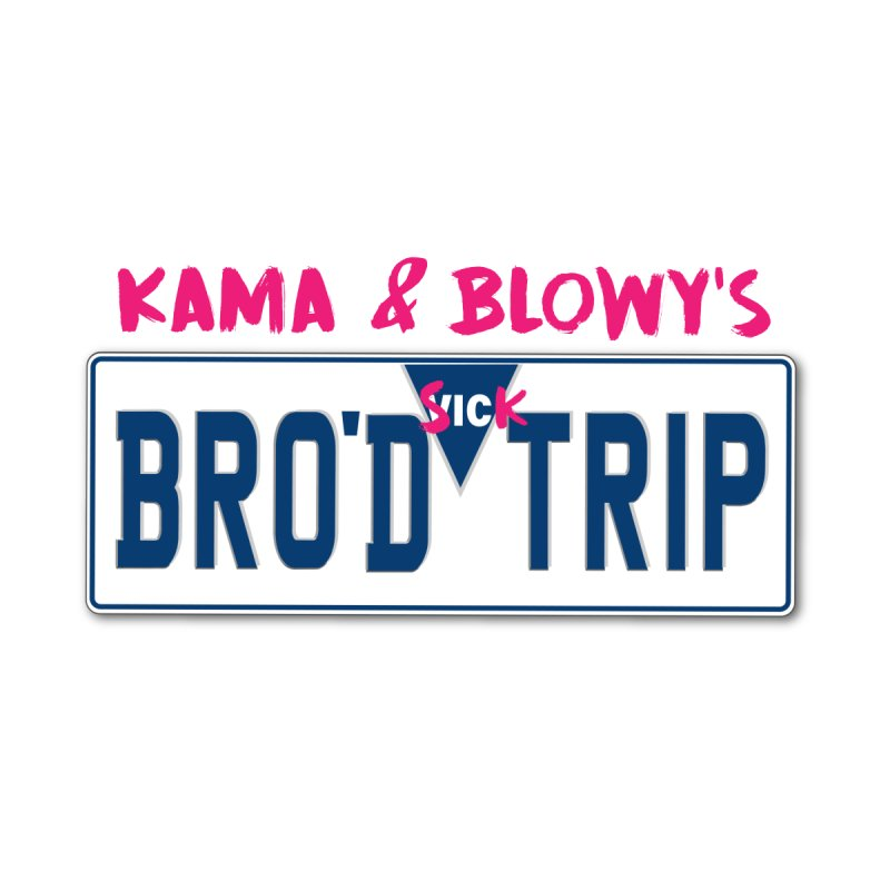 BRO'D TRIP by Westofoxley's Artist Shop