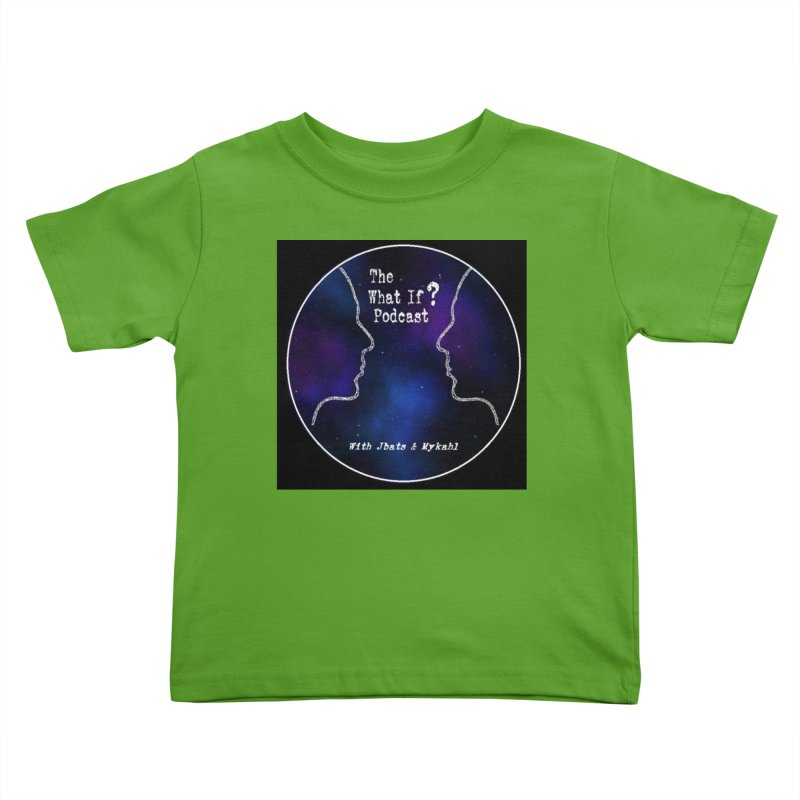 What If? Redux Kids Toddler T-Shirt by Whatifpod's Artist Shop