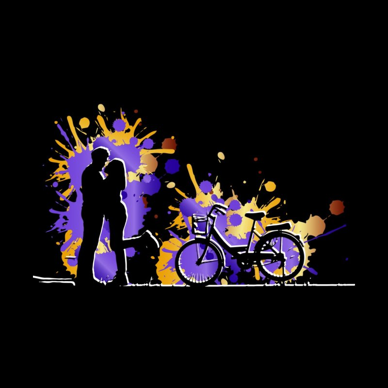 Love Bike by White Rabit Art Shop