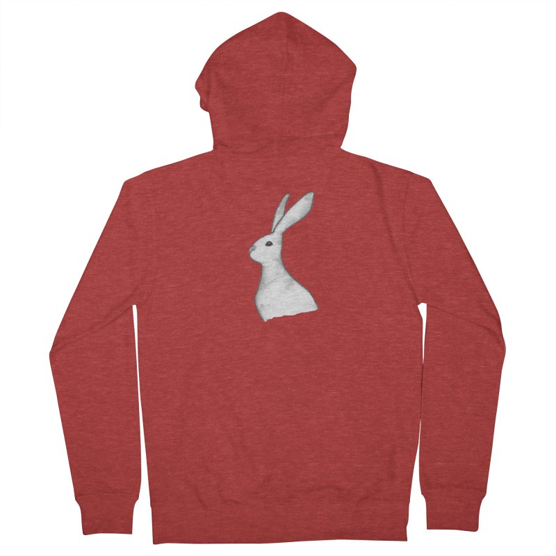 Jackrabbit in Ink Women's French Terry Zip-Up Hoody by The Wilderness Store