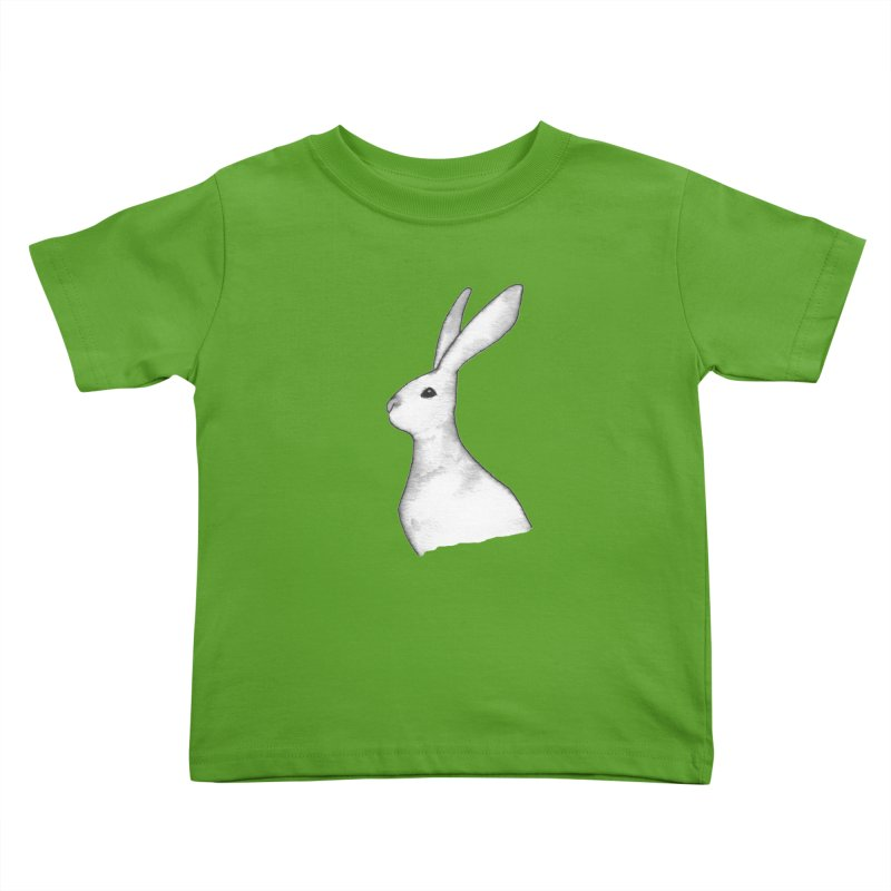Jackrabbit in Ink Kids Toddler T-Shirt by The Wilderness Store