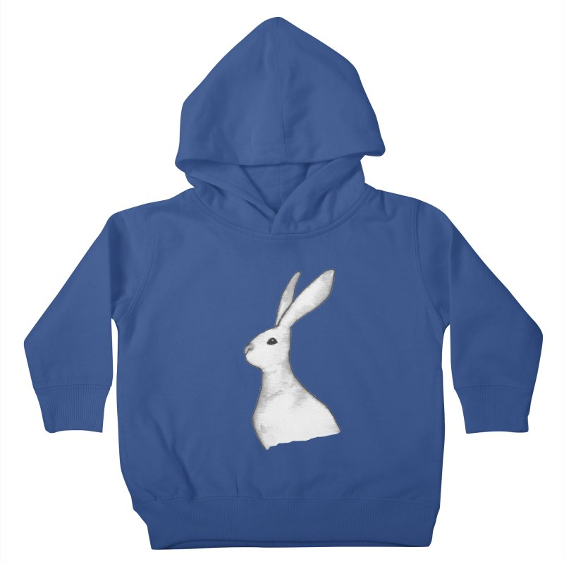 Jackrabbit in Ink Kids Toddler Pullover Hoody by The Wilderness Store