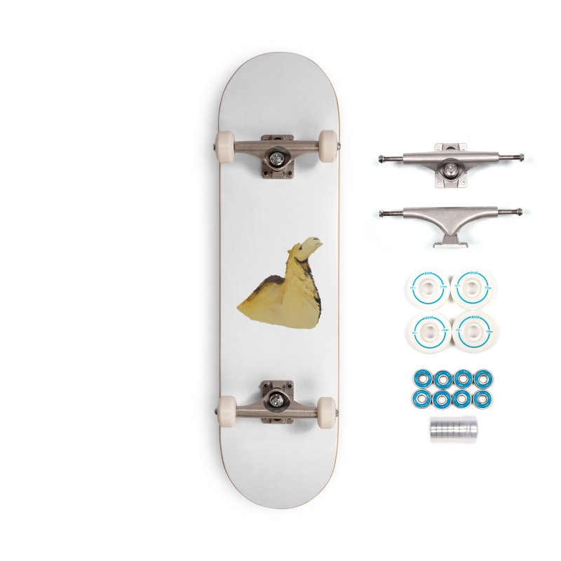 Watercolor Camel Portrait Accessories Complete - Basic Skateboard by The Wilderness Store