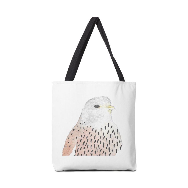 Watercolor Kestrel Accessories Bag by The Wilderness Store