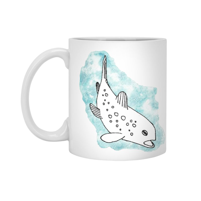 Spotted Brown Trout Accessories Mug by The Wilderness Store