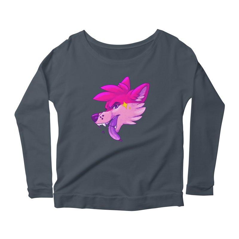 Magenterrible Women's Longsleeve T-Shirt by Wild's Designs