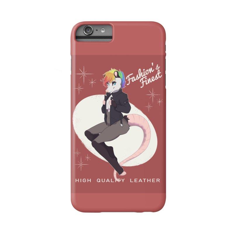 Fashion's Finest Accessories Phone Case by Wild's Designs