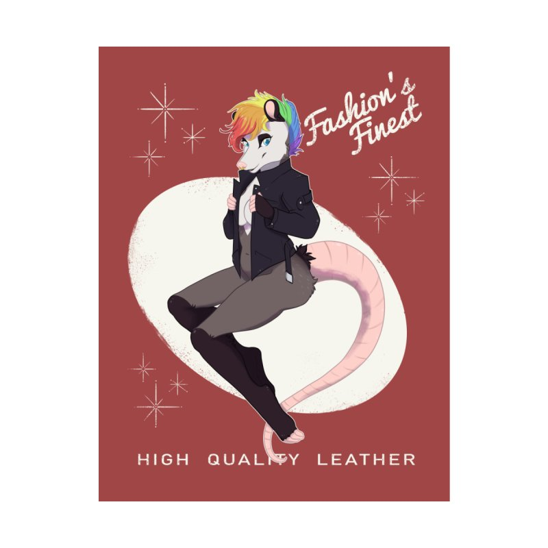 Fashion's Finest Accessories Magnet by Wild's Designs