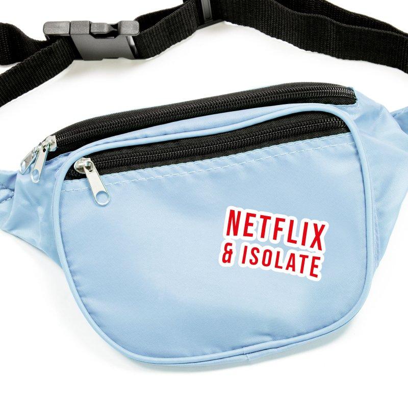 Netflix & Isolate Accessories Sticker by Willard's illustration shop