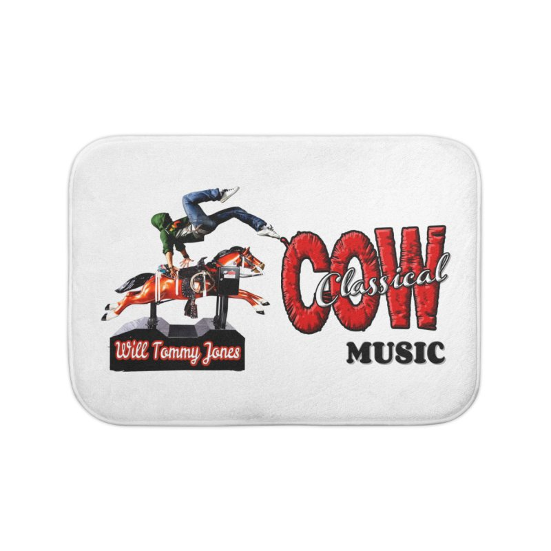 That Buckin' Will! Home Bath Mat by Will's Buckin' Stuff