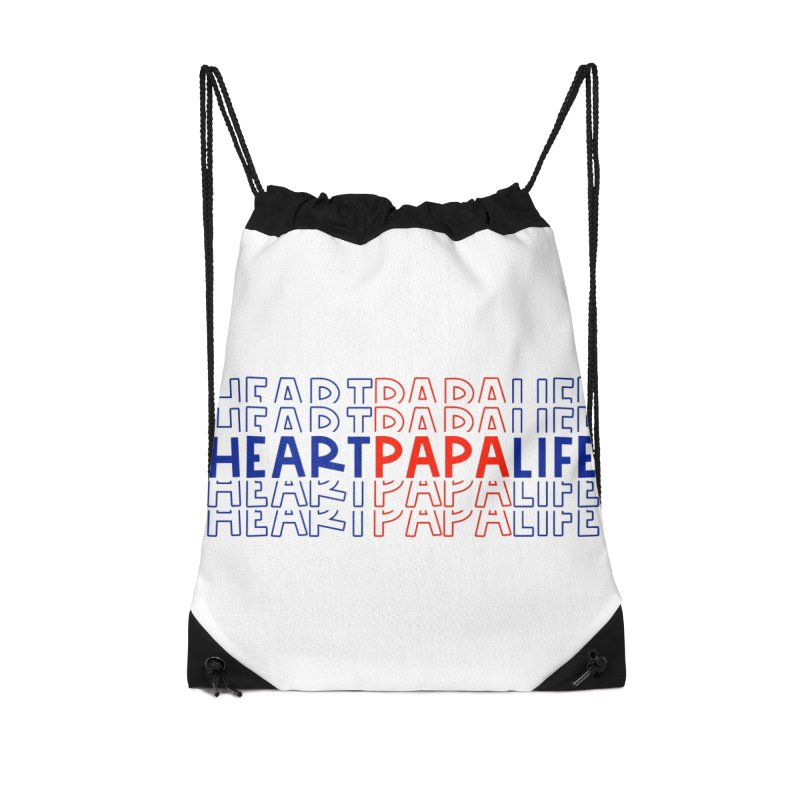 Heart Papa Life Accessories Bag by With Hope and Grace