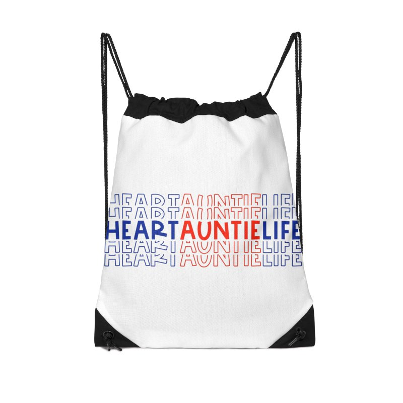 Heart Auntie Life Accessories Bag by With Hope and Grace