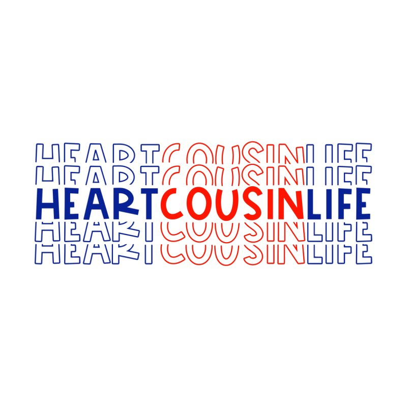 Heart Cousin Life Accessories Mug by With Hope and Grace