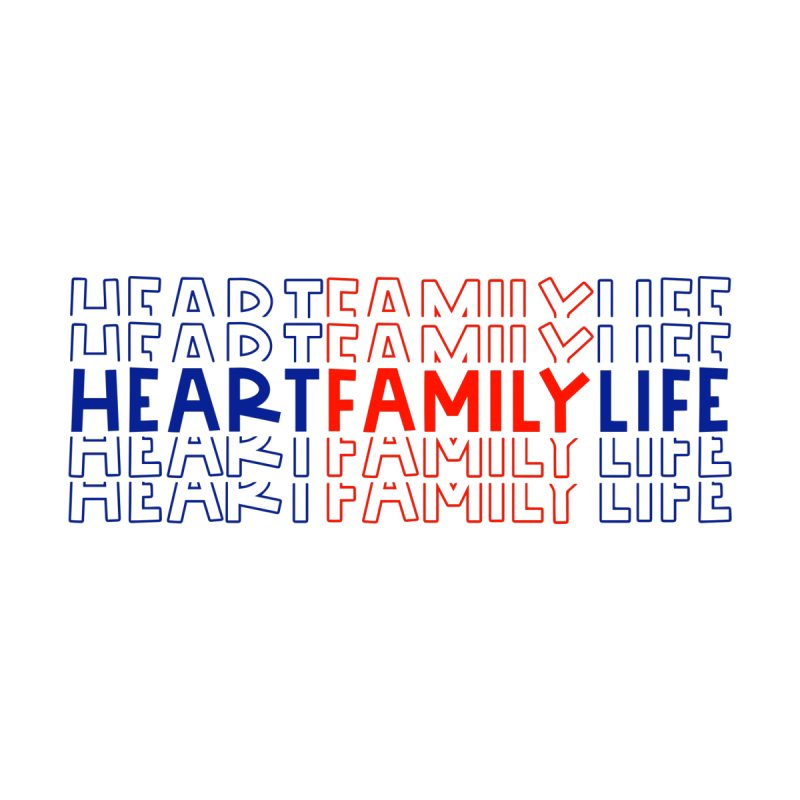 Heart Family Life Accessories Notebook by With Hope and Grace