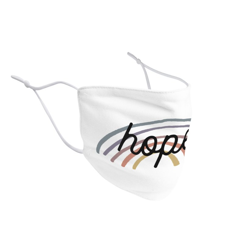 hope Accessories Face Mask by With Hope and Grace