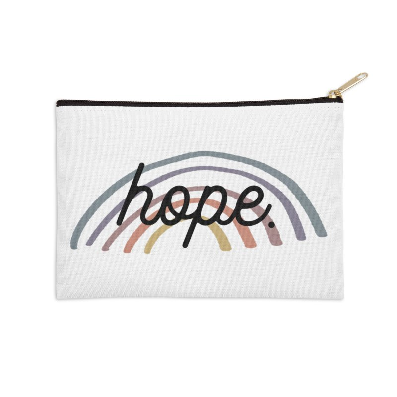 hope Accessories Zip Pouch by With Hope and Grace