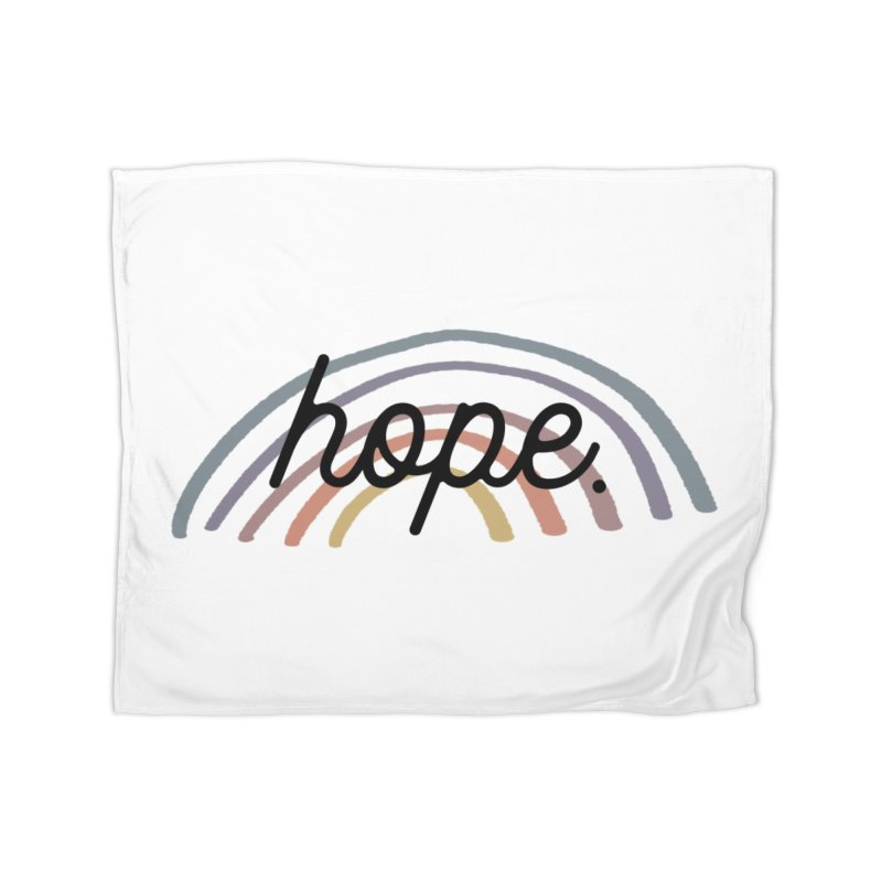 hope Home Blanket by With Hope and Grace