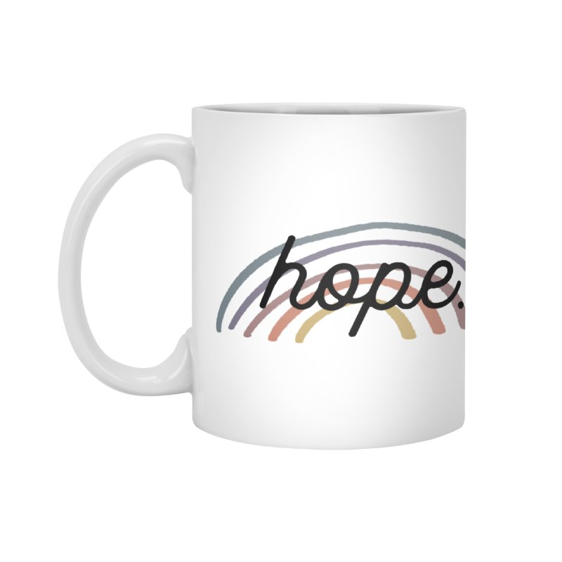 hope Accessories Mug by With Hope and Grace