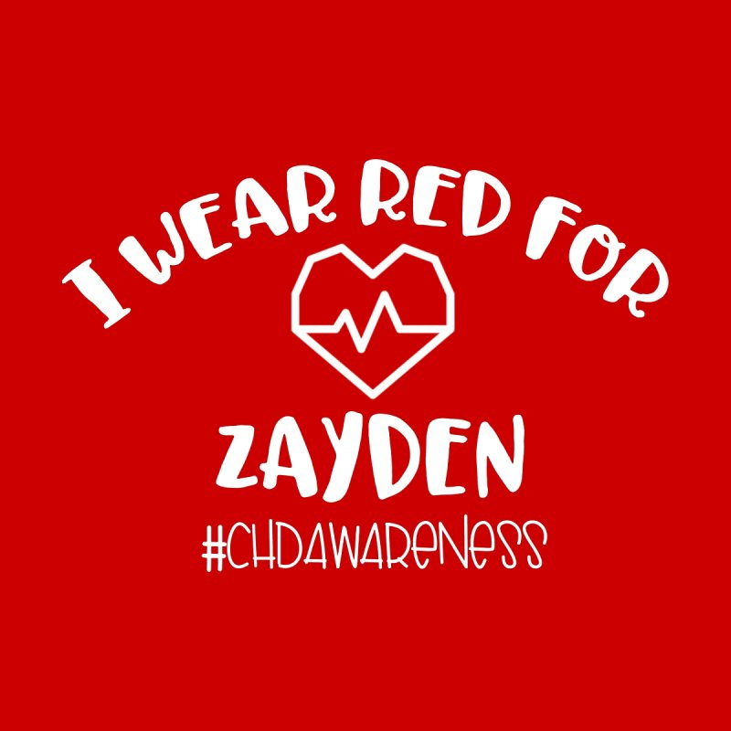 ZAYDEN Women's V-Neck by With Hope and Grace