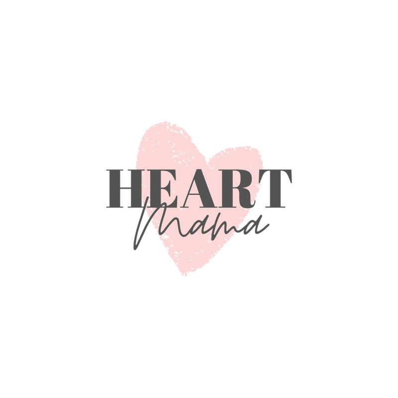 Heart Mama Women's V-Neck by With Hope and Grace