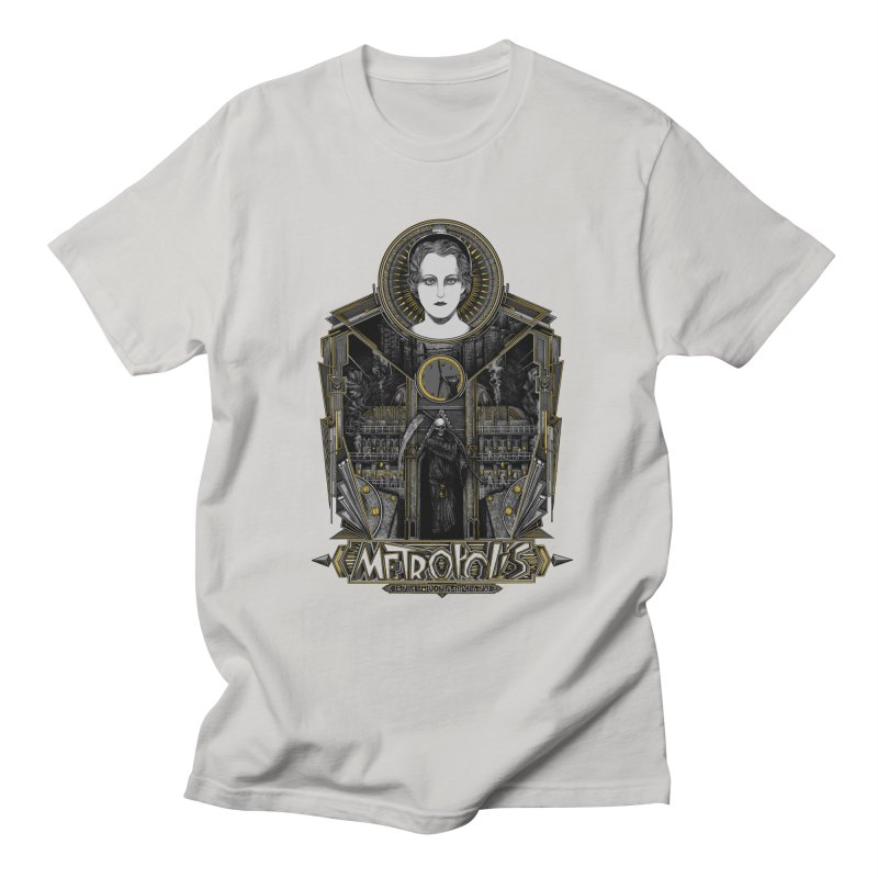 Metropolis Men's T-Shirt by Wiwitaek's Artist Shop